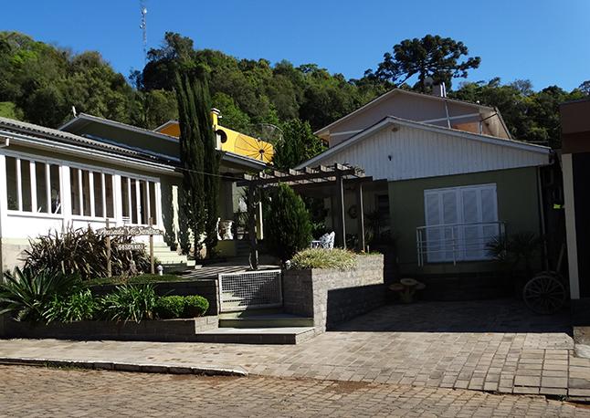 Cabana Vó Santina